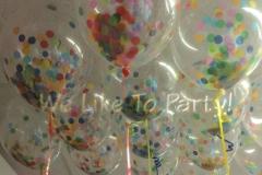 Confetti Multi Colours