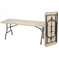 1.8m Trestle Table Hire Perth