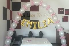 Emilia's Baptism~Soranos Restaurant