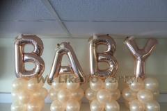 Baby Shower Centerpiece