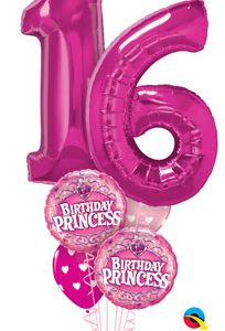 16thbirthdayprincess