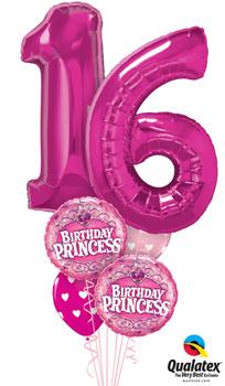 16thbirthdayprincess