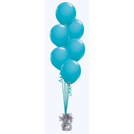 We Like To Party Floor Balloon Bouquet of Six