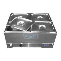 We Like To Party 4 Tray Wet Bain Marie Hire