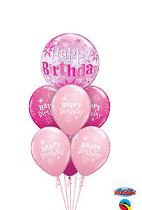 birthday-pink-sparkle-bubble