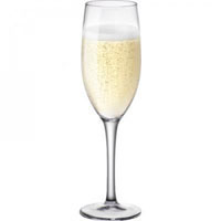 We Like To Party 150ml Champagne Flute Glass Hire