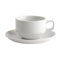 We Like To Party Cup And Saucer Hire