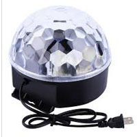 We Like To Party Led Magic Ball Light Hire