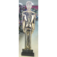 We Like To Party Gold Oscar Prop Hire