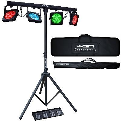 We Like To Party Party Bar Light With Stand Hire