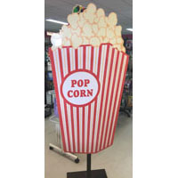 We Like To Party Popcorn Prop Hire