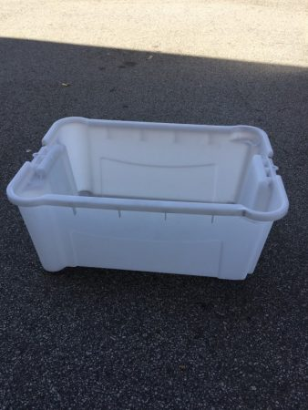 We Like To Party Rectangle Small Ice Tub Hire