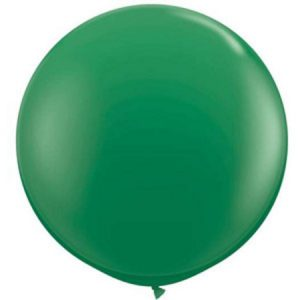 We Like To Party Giant Green Balloon