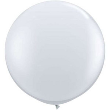 We Like To Party Giant White Balloon