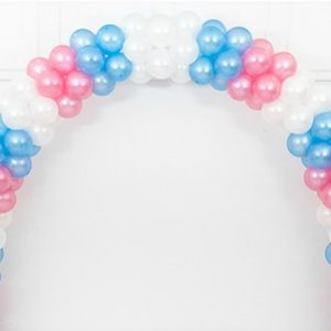 Table Airfilled Garland Arch