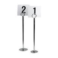We Like To Party Table Stand And Number Hire