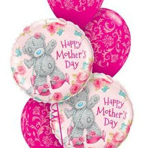 We Like To Party Tatty Teddy Mothers Day Wishes Balloon Bouquet