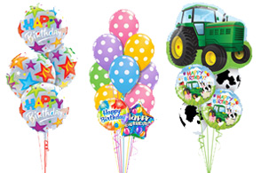 We Like To Party Balloon Bouquets Perth
