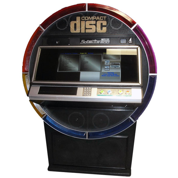 We Like To Party Digital Jukebox Hire