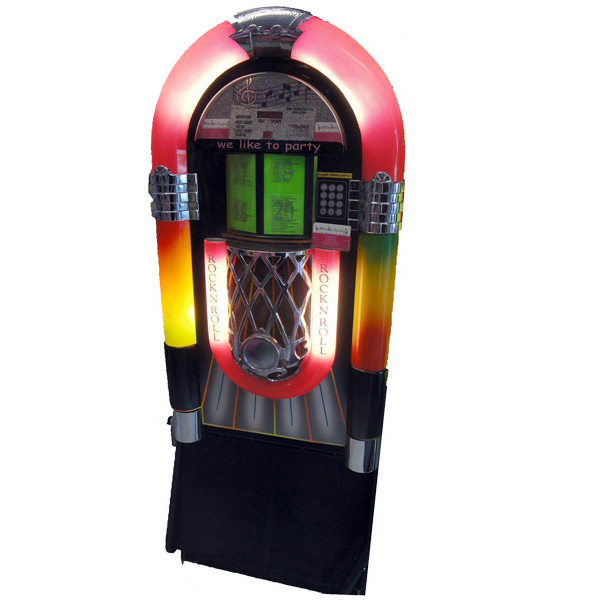 We Like To Party CD Jukebox Hire Perth