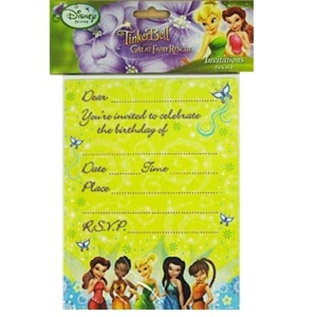 We Like To Party Disney Fairies Tinkerbell Party Supplies And Decorations