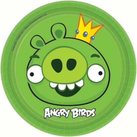 We Like To Party Angry Birds Party Supplies And Decorations