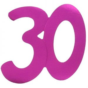 We Like To Party 30th Birthday Party Supplies And Decorations