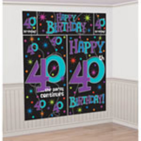 We Like To Party 40th Birthday Party Supplies And Decorations