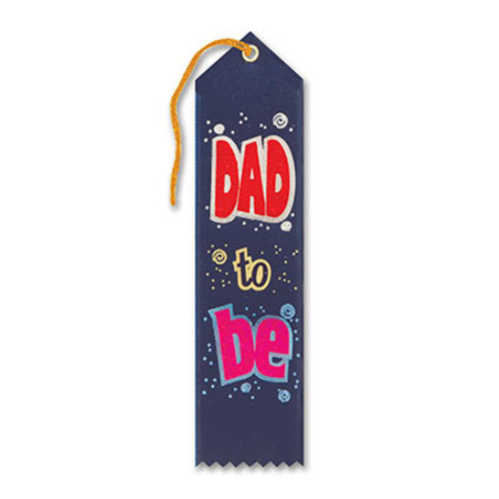 We Like To Party Baby Shower Party Supplies Dad To Be Ribbon Ribbon