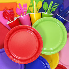 Plain Tableware