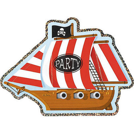 We Like To Party Pirate Party Supplies & Decorations