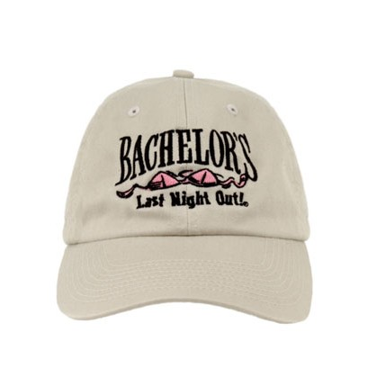 We Like To Party Bucks Night Bachelor Baseball Cap