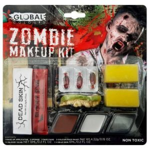 We Like To Party Zombie Makeup Kit