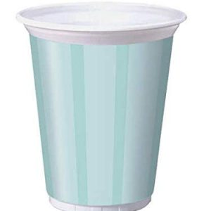 We Like To Party Pastel Green Large Plastic Cups