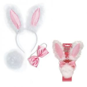 We Like To Party Bunny Costume Set
