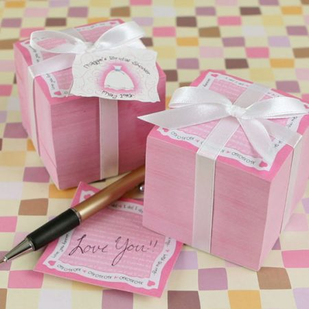 We Like To Party Hen Night Favours Sticky Pink Notes