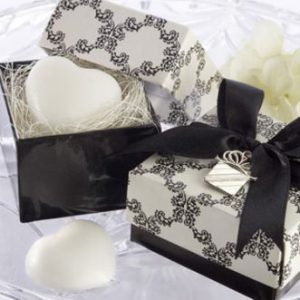 We Like To Party Hens Night Party Favours Heart Soap In Box